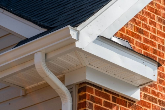 fascias - east midlands roofing solutions