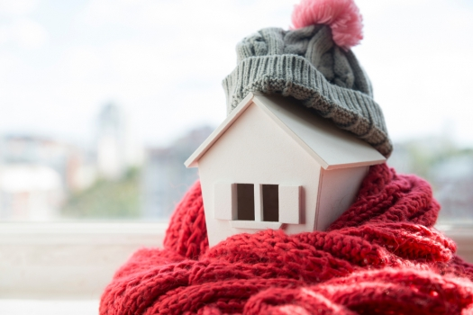 Maintaining home insulation this Winter