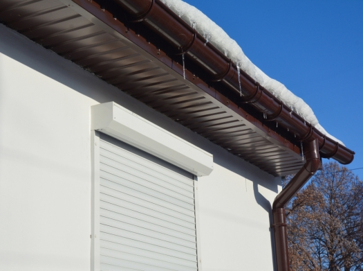 Fascias and Soffits Needing Roof Repairs this Winter